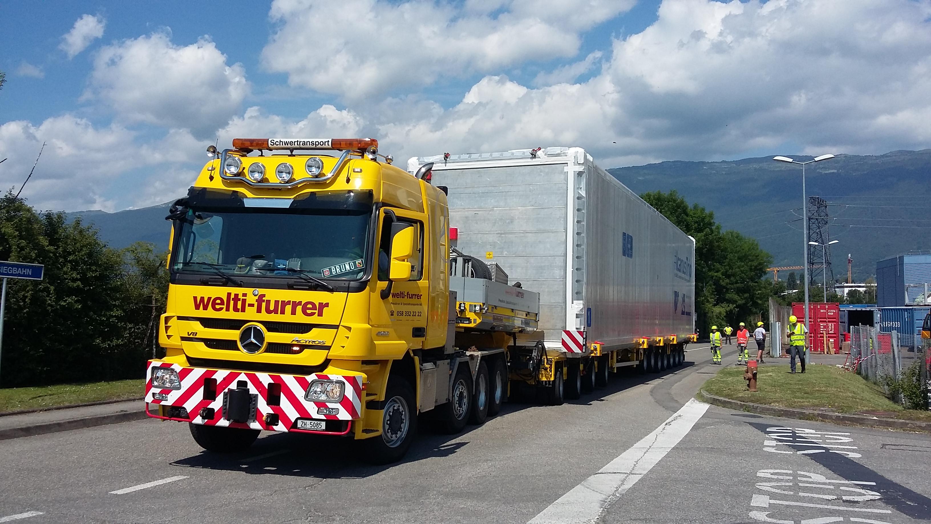 ICARUS_Departure_CERN_1